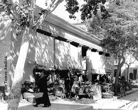 mercat vell byn