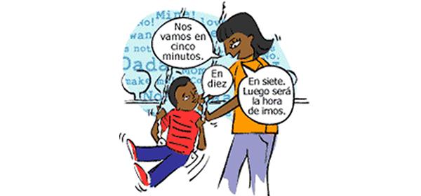 Los niños aprenden a negociar
