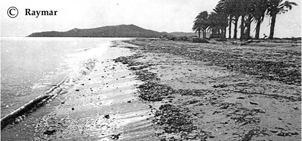 El descubrimiento de las playas
