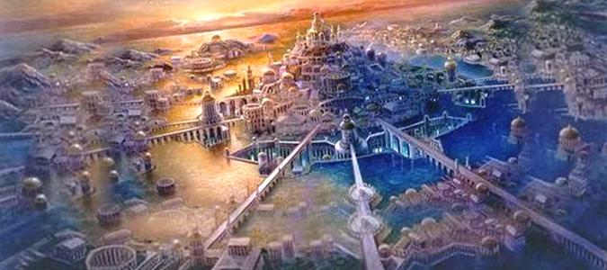 ¿Existió la Atlántida?