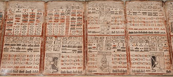 Nuevos descubrimientos sobre el calendario maya