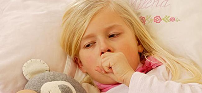 Remedia la tos en los niños