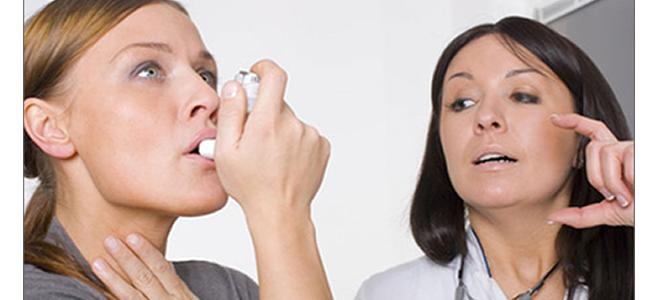 Los cambios de temperatura acentúan el asma