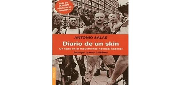 """""""Diario de un skin"""", de Antonio Salas"""