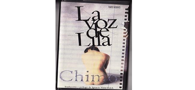 """""""La voz de Lila"""", de Chimo"""