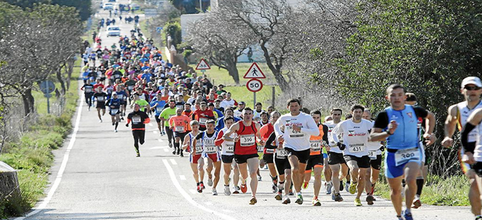 IV Cursa Sant Jordi Trail, este sábado