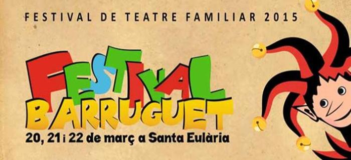 El Festival de Teatro Familiar Barruguet contará con 22 espectáculos