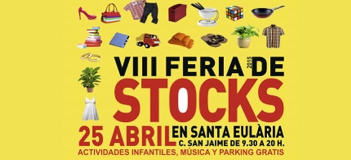 Llega la VIII edición de la Feria de Stocks