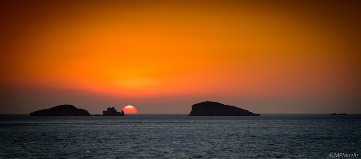 Puestas de sol de Ibiza: Pura magia