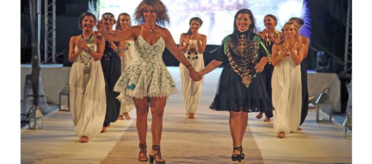 La VIII Pasarela de la Moda de Formentera se celebra en la Savina