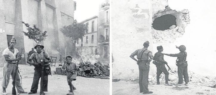 Mir se atreve con la Guerra Civíl en Eivissa
