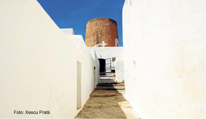 Casa y torres de Sant Llorenç 725