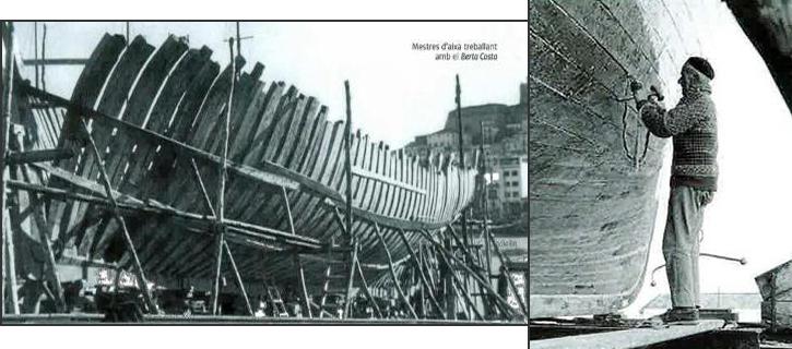 Cuando Ibiza presumía de sus carpinteros de ribera y calafates