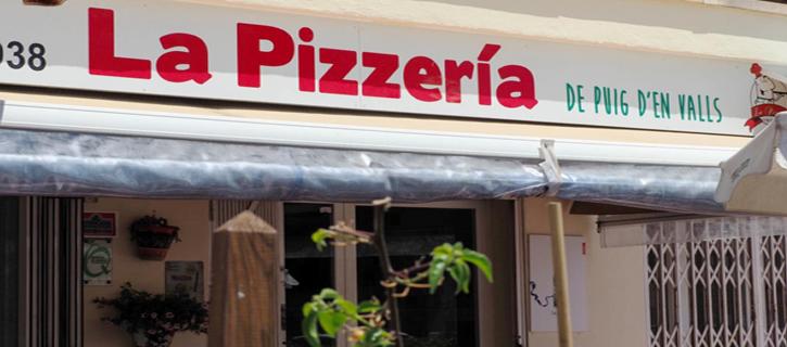 Pizzería de Puig d´en Valls: La lucha de todos los días