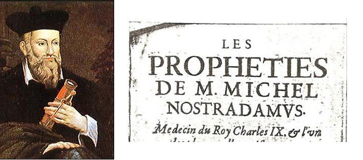 Nostradamus y la profecía sobre Ibiza